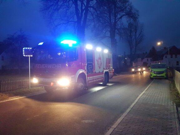 Ein vermisstes Kleinkind wurde bei einer Suchaktion bei Königswalde tot aufgefunden.