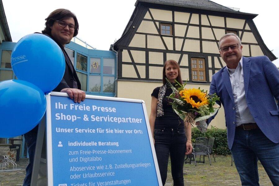 """Neuer Partner für Tickets und Serviceangebote der """"Freien Presse"""""""