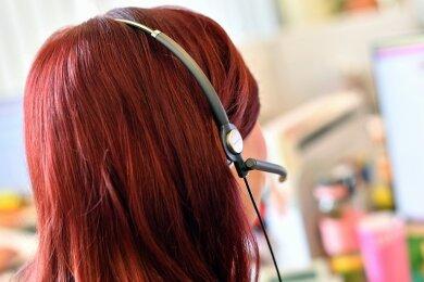 Wer am Donnerstag die Corona-Hotline des Landkreises Mittelsachsen anrief, hatte keinen Erfolg.