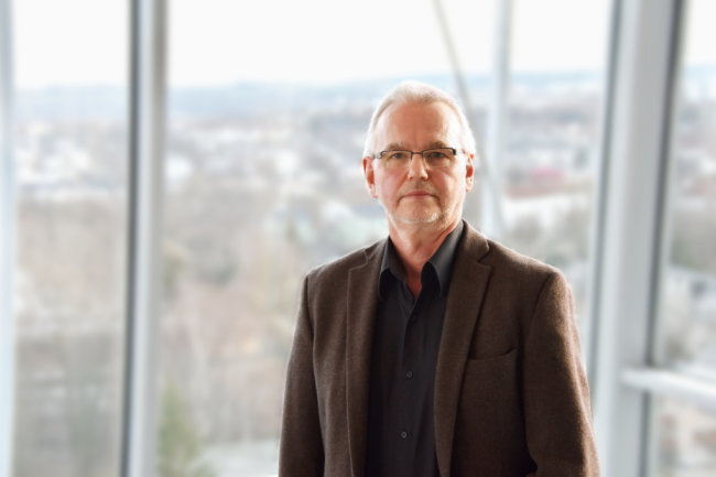 Infektiologe Thomas Grünewald.