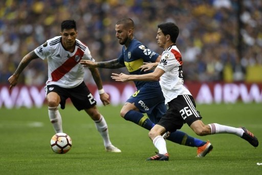 Das Rückspiel findet im Santiago Bernabeu statt