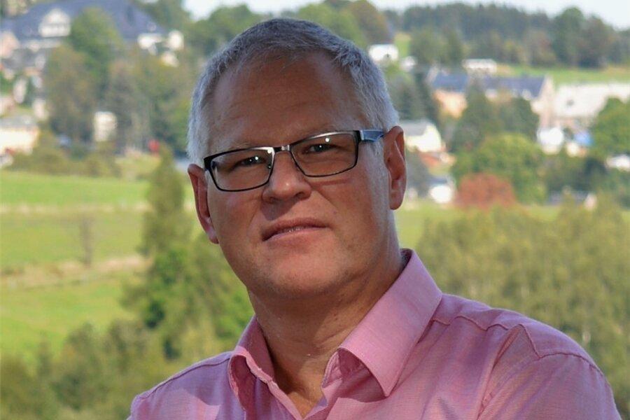 Amtsinhaber Olaf Oettel (parteilos)