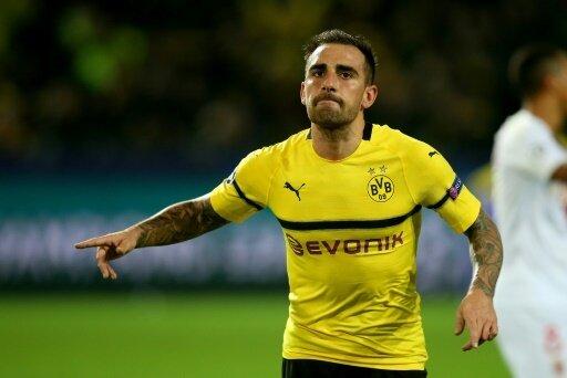 Borussia Dortmund zieht bei Paco Alcacer die Kaufoption
