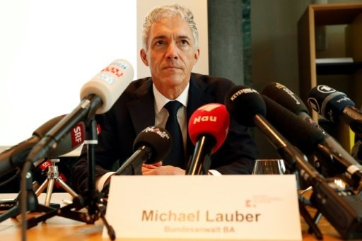 Lauber verteidigte sich auf einer Pressekonferenz