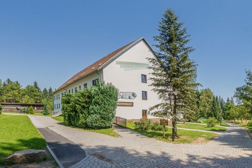 Eine Million für Haus Reichenbach im Waldpark