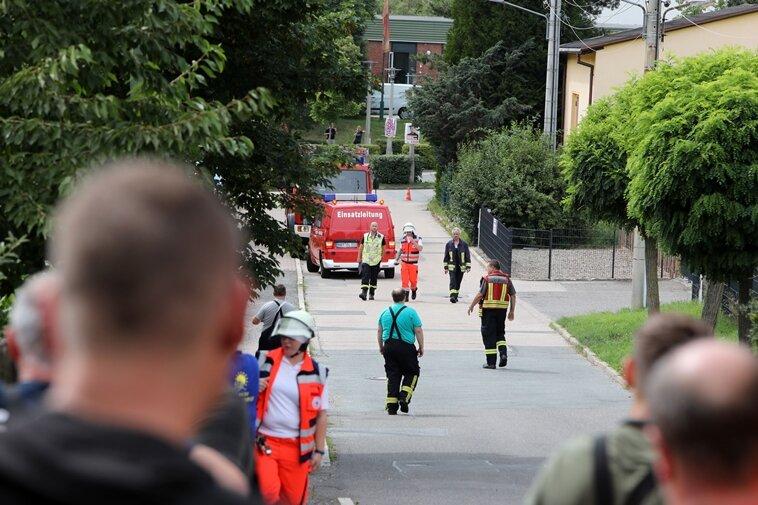 Gasgeruch: Senioreneinrichtung evakuiert