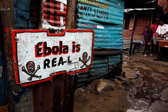 Hilfe gegen Ebola aus Halle