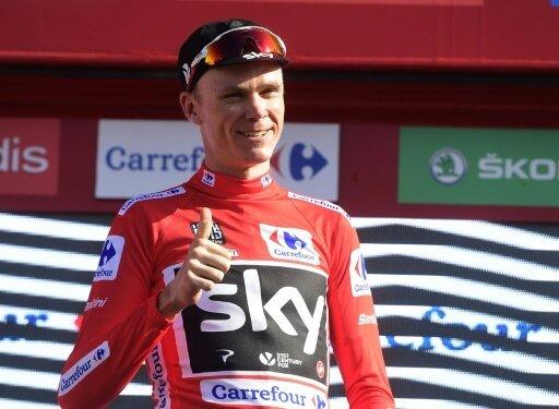 Froome gewann 2017 die Tour und die Spanien-Rundfahrt