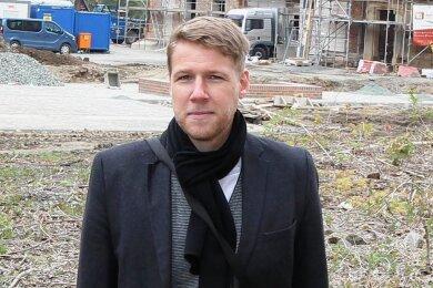Markus Löffler, Leiter des Fachbereichs Bau und Umwelt der Stadt Plauen.