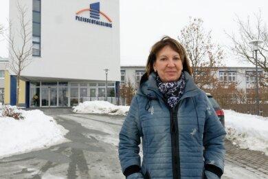 Ina Eger wird bei einer Online-Konferenz über Probleme in der medizinischen Versorgung in der Corona-Krise sprechen.