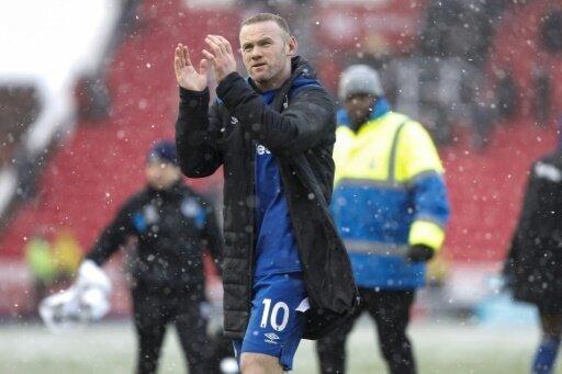 Rooney steht vor einem Wechsel in die USA