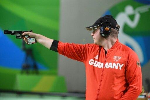 Christian Reitz geht bei der WM leer aus