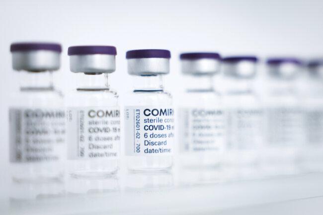 Das Impfzentrum in Mittweida liegt bei Kapazität und Auslastung mit aktuell etwa 1.150 Impfungen pro Tag immer noch im oberen Bereich einer Rangliste aller 13 sächsischen Zentren.