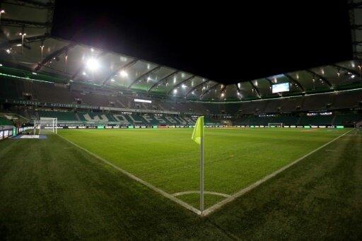 Die Volkswagen Arena wurde im Jahr 2002 eröffnet