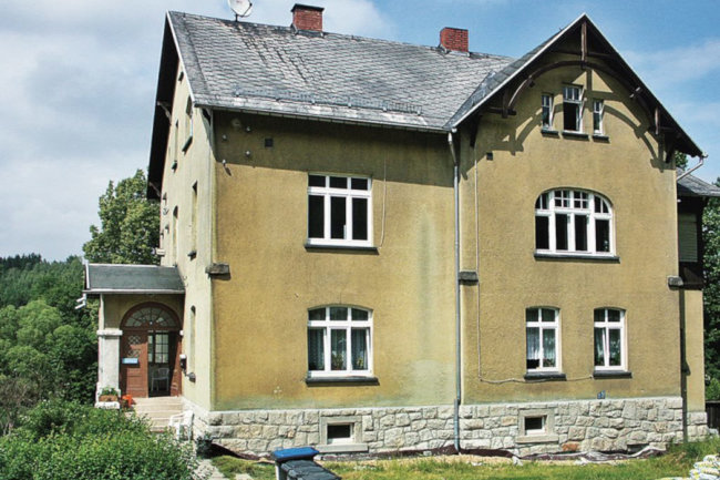 Ehem. Fabrikantenvilla in Bad Brambach / Mindestgebot 25.000 Euro