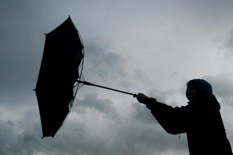 Der DWD warnt für Donnerstag vor Winden mit Orkanstärke.