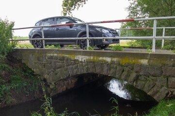 Die Brücke über den Rolandbach soll 2022 saniert werden.