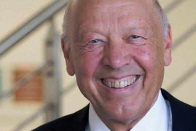 Theo Müller - Unternehmer