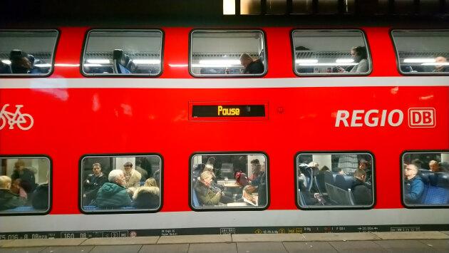 Die Bahn verspricht mehr Pünktlichkeit