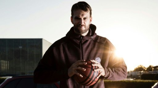 Basketball: Barthel glaubt an WM-Medaille für DBB-Team.