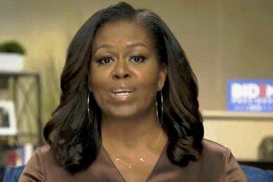 Urteil in beispielloser Schärfe: Die ehemalige First Lady Michelle Obama.