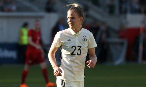 Lena Petermann kehrt zurück in die Nationalmannschaft