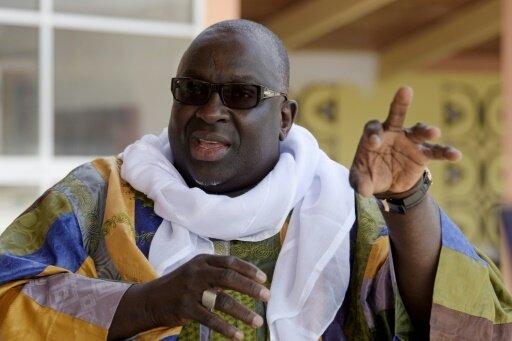 Auf der Interpol-Fahndungsliste: Papa Massata Diack