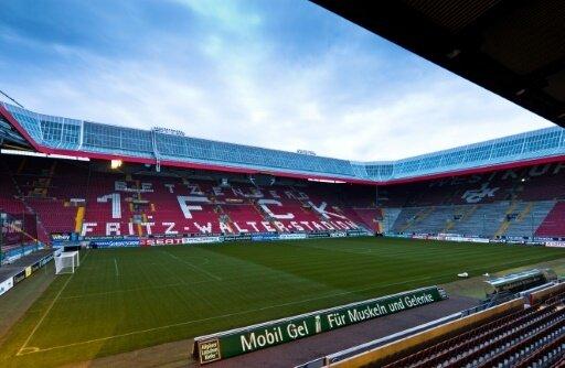 Die Trauerfeier findet im Fritz-Walter-Stadion statt