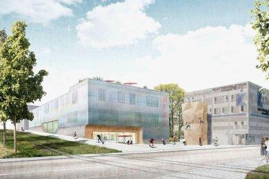 So könnte das Roll- und Funsportzentrum am Konkordiapark aussehen. Die Planungen liegen aber vorerst auf Eis.