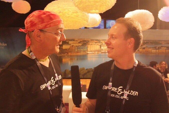"""Rückblick: ESC-Blog """"Euphorie und Helden"""" aus Stockholm: 1. Halbfinale (Teil 4)"""