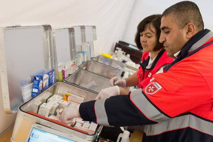 Ärzte aus Flüchtlingsländern suchen Jobs in Sachsens Kliniken