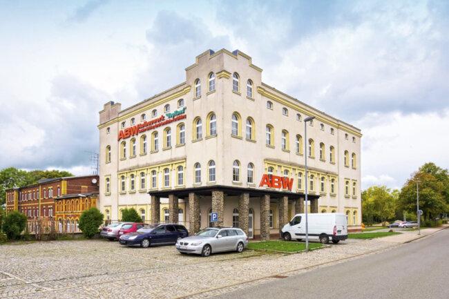 Gewerbeobjekt mit Büro- und Lagerflächen in Falkenstein Vogtland / Mindestgebot 99.000 Euro