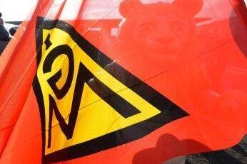 Hainichen: Warnstreik bei Automobilzulieferer ISH