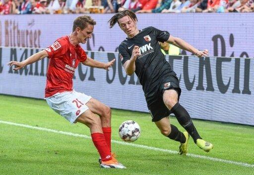 Im Spiel gegen Augsburg verletzte sich der Kapitän
