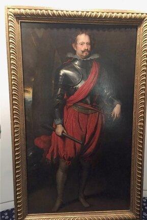 """Der van Dyck """"Don Diego Mexia de Guzman"""" sollte ein 860.000-Euro-Darlehen sichern."""