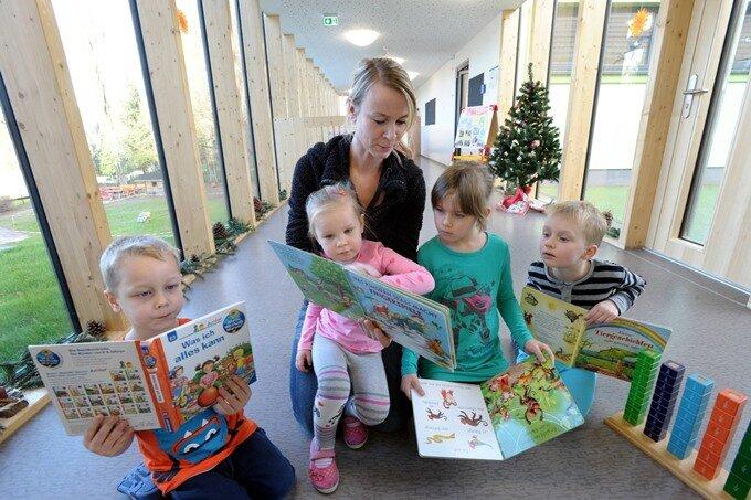 Mehr Kinder in Chemnitzer Kitas: Stadt stellt zusätzliche Erzieher ein
