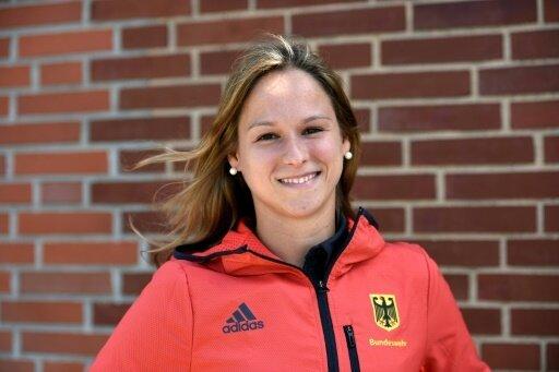 Maria Kurjo darf sich zurecht über Bronze freuen