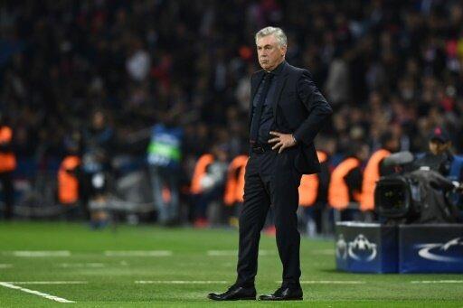 Carlo Ancelotti ist neuer Neapel-Coach