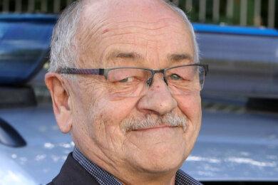 Roland Köhler - ehemaliges Mitglied der Sicherheitswacht