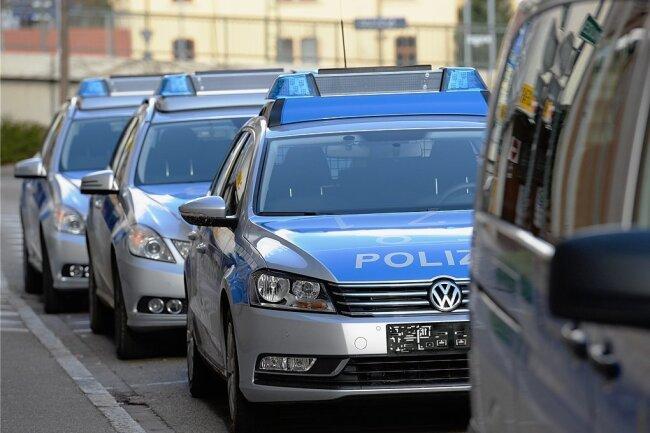 Wer ein ausrangiertes Polizeiauto fahren will, muss auf Blaulicht, Martinshorn und Funktechnik verzichten.