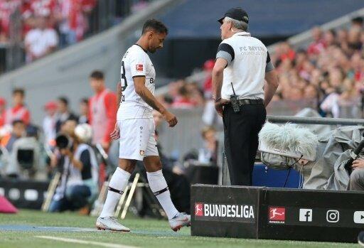 Vier Spiele Sperre für Karim Bellarabi