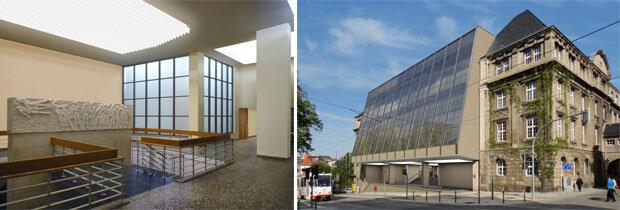 Statt Neubau: Sanierung des Plauener Rathauses deutlich billiger