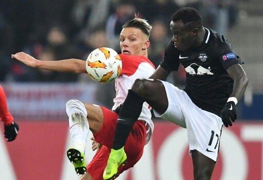 RB Leipzig muss um das Weiterkommen bangen