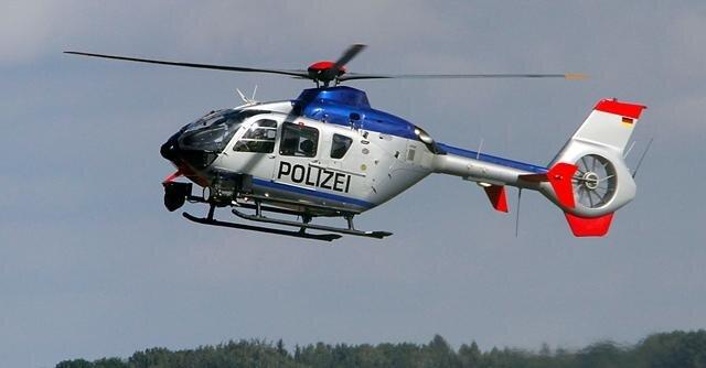 Bei der Suche nach einer Vermissten kam am Sonntagabend auch ein Polizeihubschrauber zum Einsatz.