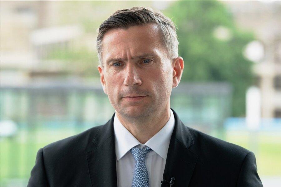 Martin Dulig - Wirtschaftsminister