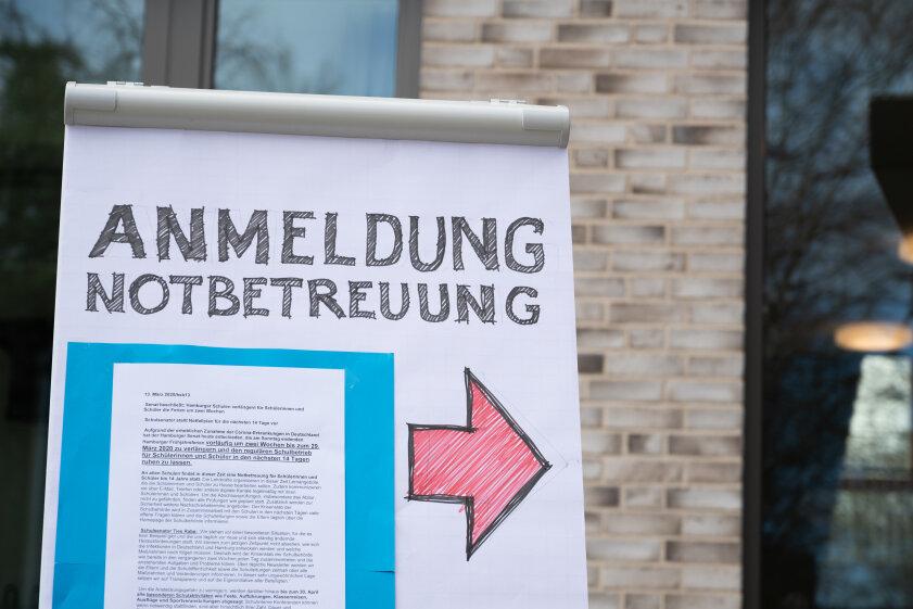 Sachsen schließt Schulen und Kitas: Wer hat Anspruch auf Notbetreuung?