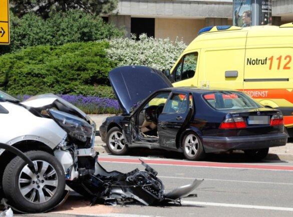 Der Sachschaden wird auf rund 12.000 Euro geschätzt.