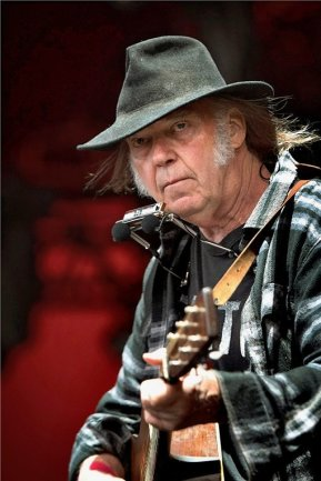 Neil Young - Singer-Songwriter
