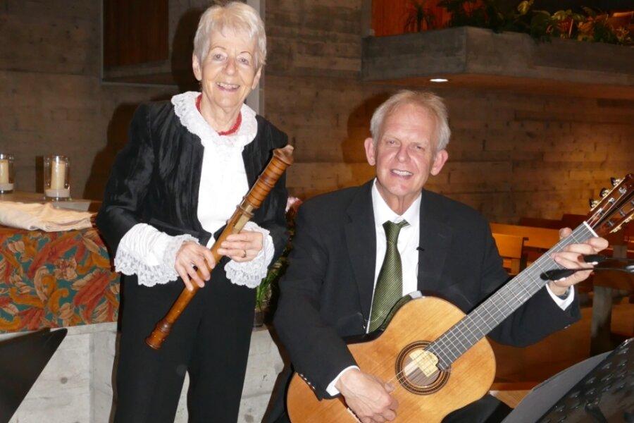 Mechthild Neufeld von Einsiedel tritt am Samstag gemeinsam mit Johannes Grabher im Zschopauer Tor auf. Für die Schweizerin ist die Rückkehr nach Marienberg ein besonderer Moment.