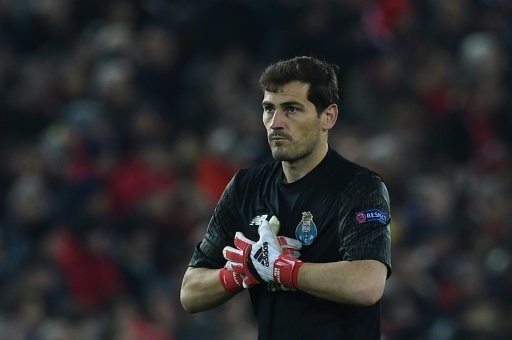 Iker Casillas geht in seine 20. Champions-League-Saison